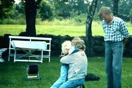 Farmor farfar och Johanna