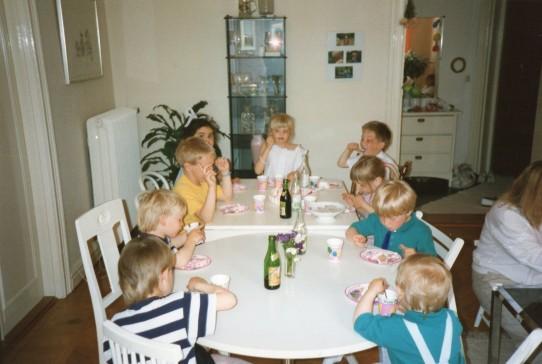 Johannas 6-årskalas